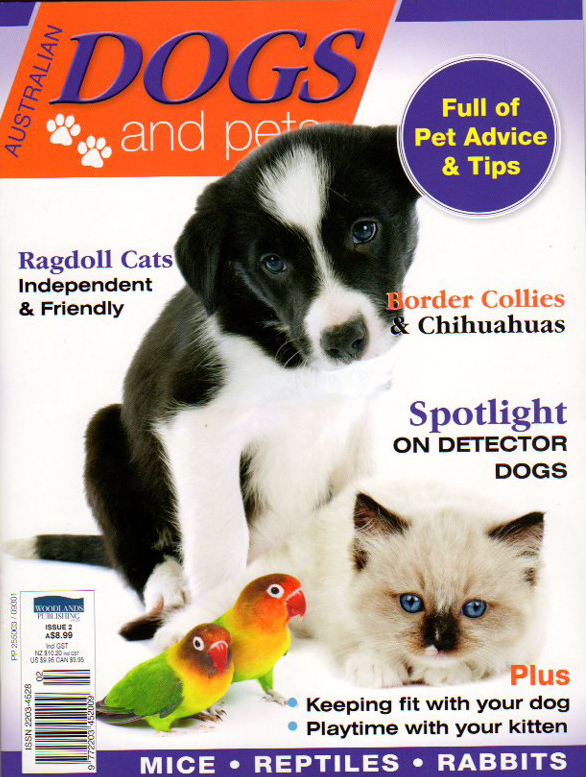 Dogs and Pets Magazine 2015 issue 2